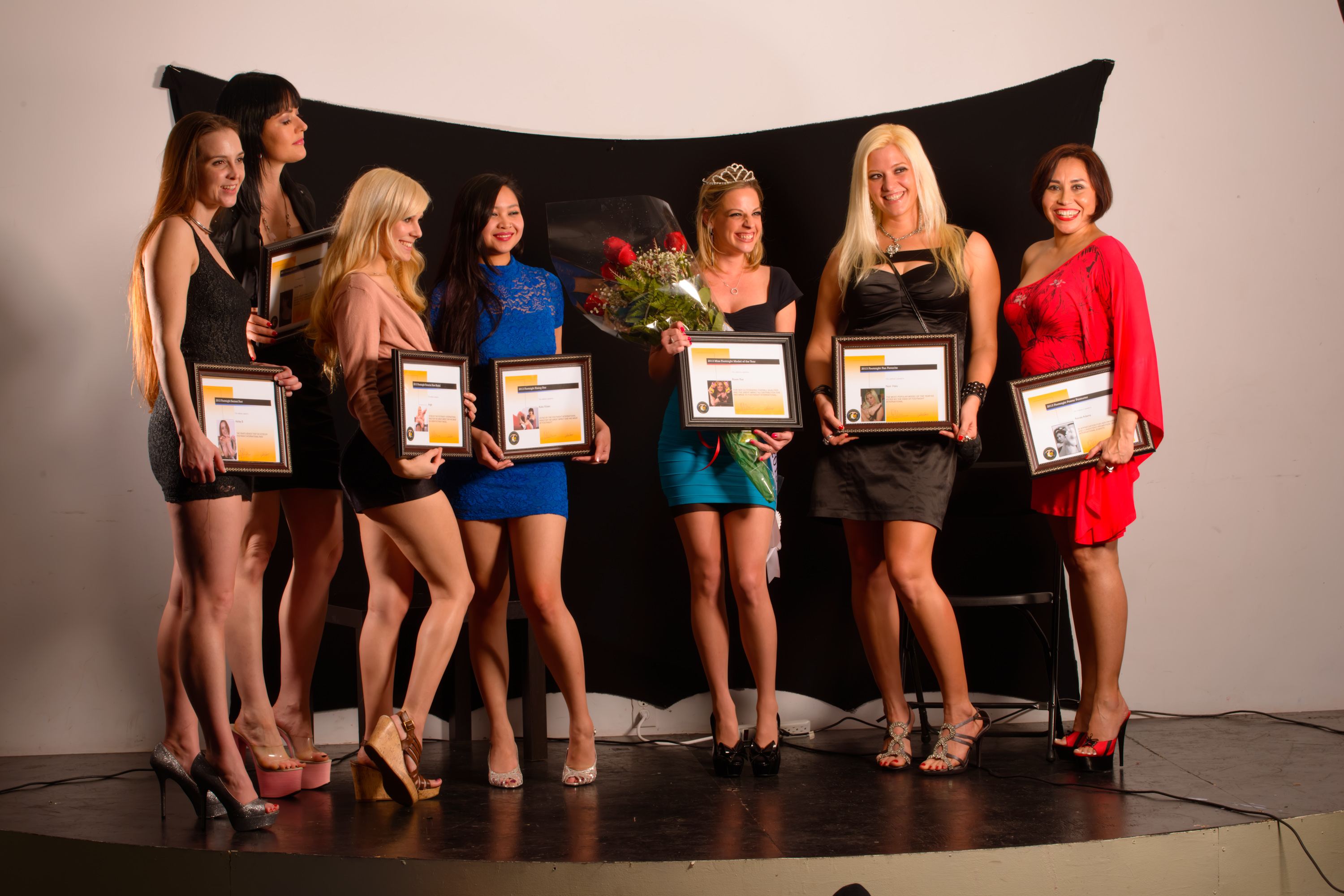 2013 Footnight Awards Winners